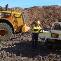 Why productivity in mining has decreased?